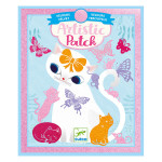 Collage Artistic patch Little pets