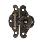 Loquets en métal 5 x 4 cm - 2 pcs