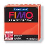 Pâte polymère Fimo Pro 85 g - 200 - Rouge