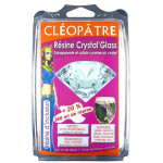 Résine transparente Crystal'Glass 360 ml