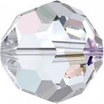 Perle ronde 5000 - 4 mm - Crystal Aurore Boreale