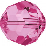 Perle ronde 5000 - 4 mm - Rose