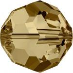 Perle ronde 5000 - 4 mm - Light Colorado Topaz