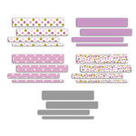 Papier Quilling imprimés Grenadine 100 pcs