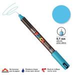 Marqueur PC-1MR calibrée extra-fine - Bleu ciel