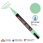 Marqueur PC-3M pointe conique fine - Vert clair