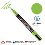 Marqueur PC-3M pointe conique fine - Vert pomme