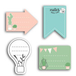 Notes repositionnables Enjoy the little things 80 pcs