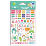 Stickers d'organisation Oh Lama - 8 planches