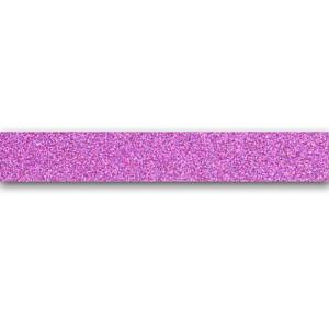 Masking tape violet fluo pailleté