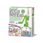 Coffret créatif Green Creativity Perles en papier recyclé