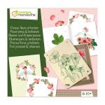 Coffret créatif Presse fleurs et herbier