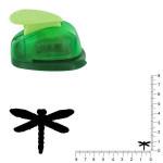 Petite perforatrice - Libellule - Env 1.4 cm