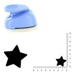 Perforatrice grande étoile