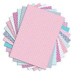Bloc de papier imprimé Color Factory A4 Okaya 48 feuilles