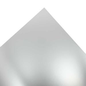 Feuille de papier Chromolux 50 x 65 cm 250 g/m² - Argent