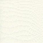 Papier Pellaq® CROCO 50 x 68 cm 188g - Blanc