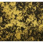 Papier Lokta 50 x 70 cm 150 g/m² Précieux Noir et Or