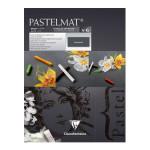 Bloc de papier Pastelmat Anthracite 360 g/m² - 12 Fles - 18 x 24 cm
