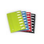 Trieur ColorLife A4 7 Positions Numériques