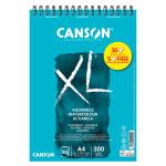 Bloc de papier XL Aquarelle grain fin 300 g/m² - 21 x 29,7 cm (A4)