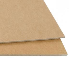 Carton kraft 80 x 60 cm ep. 0,2 cm