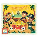 Activité pour anniversaire Pirate party
