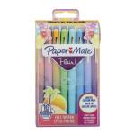 Feutre Flair Original Pochette 16 couleurs Set Tropical Pointe médium